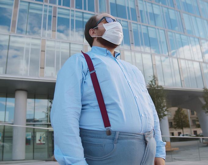 «COVID-19 жесток к людям с ожирением»: доктор Хаффман дал несколько советов для похудения